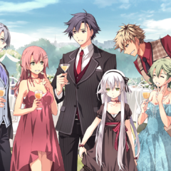 New Class VII with Rean