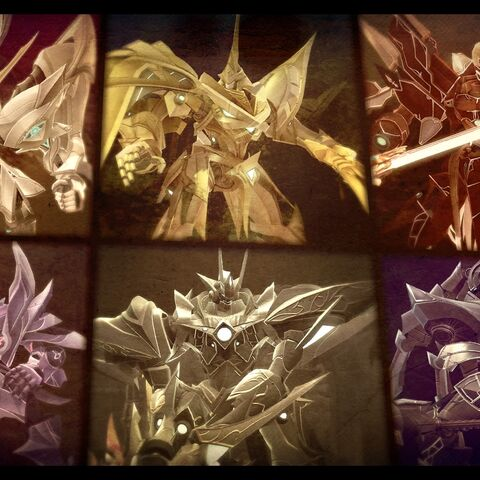 Divine Knights, <i><a href=