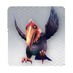 Evil Crow (Sen Monster)