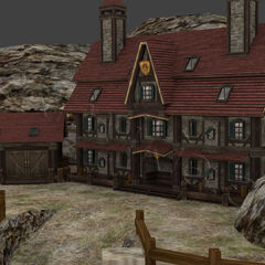 Schwarzer Mansion