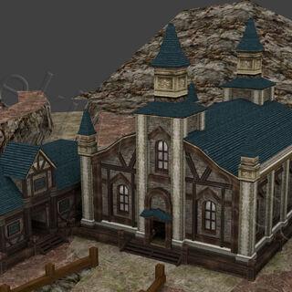 Ymir Chapel