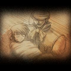 Cassius Protecting Joshua.