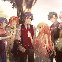 Class VII Imperial Wedding