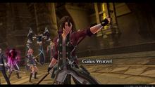 Gaius Worzel - Introduction (CS III)