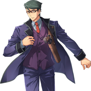 Character artwork