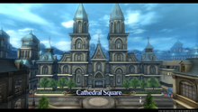 Saint-Arkh (Cathedral Square) - Introduction (CS III)