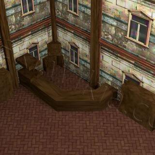 |Plover's interior