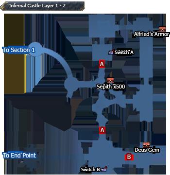 Infernal Castle Stratum 1B