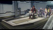 Gaius Worzel - Merkabah Captain (Sen IV)