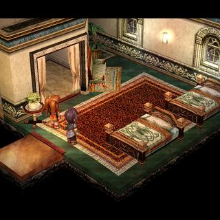 Hotel Roenbaum - interior