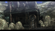 Ignis Shrine - Exterior 2 (sen2)