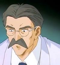 Prof Kuwaori anime 4