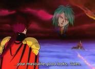 Anju Guren chatter anime 2