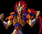 Karuma defeated 2x cutscene den ei rei bu 6