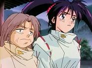 Saki chiaki anime 2