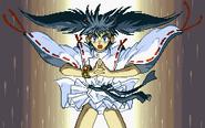 Chiaki Vajura on Ark Battle Raiden