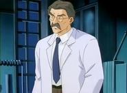 Prof Kuwaori anime 2