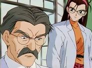 Kuwaori Kazue anime