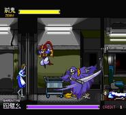 SAiG Vajura Fight Chibi Zenki VS Gahekiyou