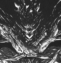 Kokutei cocoon man closeup