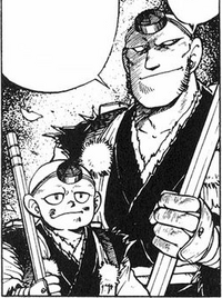 Nekomaru and Inumaru manga