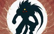 Chibi Zenki transform battle raiden