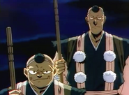 Nekomaru and Inumaru anime