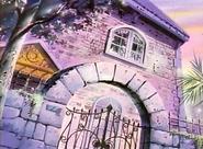 Gotou Mansion exteriors anime 2