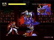 Marubasu snatch Chiaki Vajura Fight