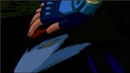 Roh pet Kokutei Vajura Fight cutscene