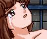 Nozomi crying mug Vajura Fight