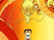 Diamond Dragon Chiaki anime