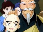 Kuribayashi jukai anime