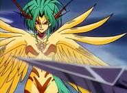 Anju Karuma Beast anime