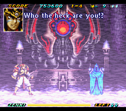 Amon battle raiden 2