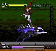 Zenki VS Gahekiyou vajura fight