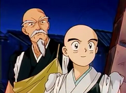 Jukai Kuribayashi anime