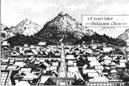 Shikigami-cho manga