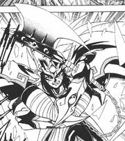 UG Zenki Diamond Axe manga