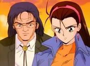 Kyoji Kazue anime