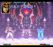 Battle Raiden Zenki VS Mouryu Japan 2
