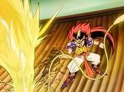 Diamond Dragon Chibi Zenki anime