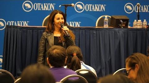 Otakon 2017 - One-on-one with Michelle Ruff Panel