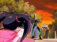 Goki protect Chiaki Lulupapa anime