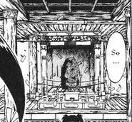 Zenki's sepulcher manga