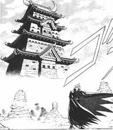 Cursed Castle Amon manga