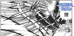 Dokuro Sou Water Rod manga