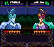 Karuma 2 VS Karuma 1 Den Ei Rei Bu