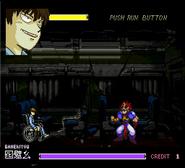 SAiG Vajura Fight Chibi Zenki VS Gahekiyou 2