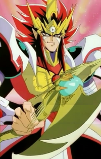 Cho Kishin Zenki anime 3